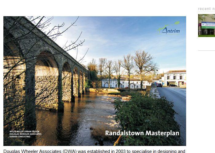 DWA - Randalstown Masterplan