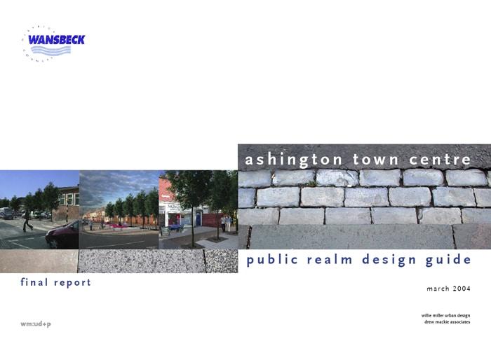 Ashington Public Realm Design Guide